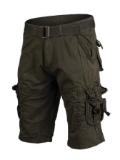 БЕРМУДИ VINTAGE SURVIVAL SHORTS PREWASH