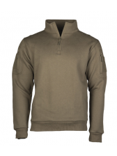 БЛУЗА TACTICAL SWEAT-SHIRT WITH ZIPPER