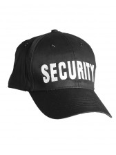 КАПА BASEBALL CAP SCHW. 'SECURITY'