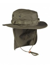КАПА BRITISH R/S BOONIE WITH NECK FLAP