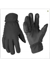 РАКАВИЦИ BLACK SOFTSHELL GLOVES THINSULATE